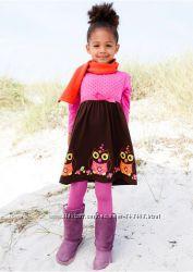 Платье с длинным рукавом на  2-3 года