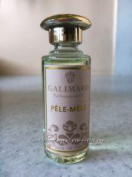 Духи Galimard pele-mele Франция новые