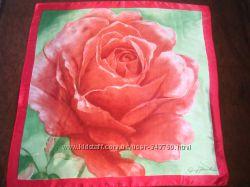 платок Роза 89 х91 см.