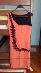 Льняное платье Salkim Турция
