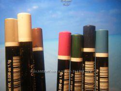 карандаши косметические разные