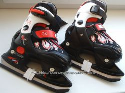 Ледовые, фигурные, хоккейные коньки раздвижные EX-10 и Super Jet EXPLORE
