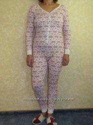 трикотажный слип, Secret possessions,  комбинезон, пижама, человечек