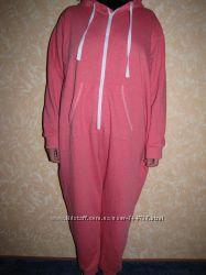 Толстовка костюм для дома, комбинезон, слип George большой размер
