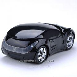 Беспроводная мышь Porsche, мышка черная