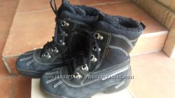 Зимние ботинки ECCO на мальчика 31 размер