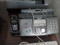 Телефон-факс Panasonik KX-FC233 UA