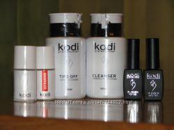 Набор Kodi для маникюра в системе гель-лак. Совместим с любыми гель-лаками.