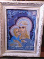 Икона Пресвятая Богородица.