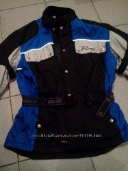 Мото-куртка состояние новой