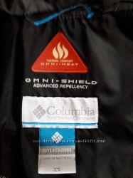 курточка курта Columbia Omni heat оригинал S M