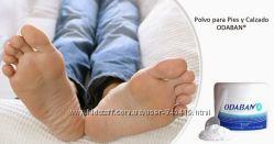 Odaban порошок для ног и обуви устранение неприятного запаха