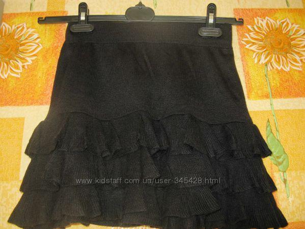 OGGI Стильная черная юбка. Размер S. Новая.