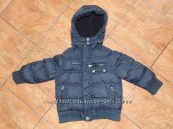 Теплая куртка, пуховик Orchestra. Размер 3г, 98-104см