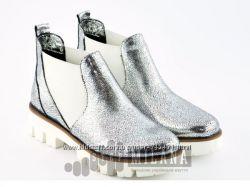 Модные демисезонные ботинки TUTO р. 38 25см