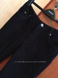 Легкие вельветовые штаны
