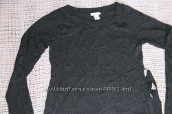 свитер-платье для беременной размер М