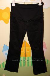 Брюки-джинсы для беременной на бедра 100-110
