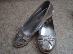 Фирменная обувь 34, 36р. Туфли. балетки