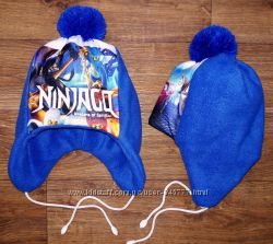 Мультяшные шапочки для мальчиков