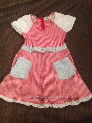 Шикарное стильное платье D&G