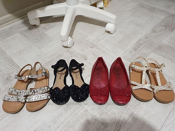 Нарядная фирменная обувь 30-32р