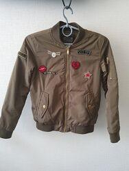 Деми курточка C&A,140-146см