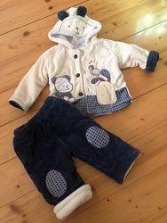 Детский тепленький костюмчик Soso baby. 9 мес г. Львов
