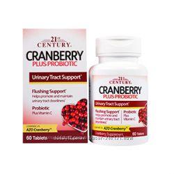 Клюква с пробиотиками и витамином С , 60 шт