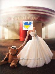 Фирменное свадебное платье KNIGHTLY FORMAL CLOTHES