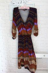 Стильное платье Monton, размер L-XL, вискоза
