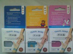 Браслет от укачивания и тошноты Travel Band для детей, взрослых, беременных