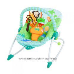 Кресло качалка Bright Starts Зоопарк 60127 В наличии.