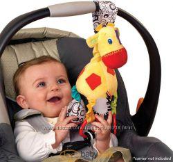 Kids II підвісна розвиваюча іграшка Жираф