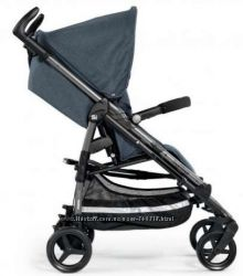 Коляска-тросточка Peg-Perego Si Completo Blue Denim