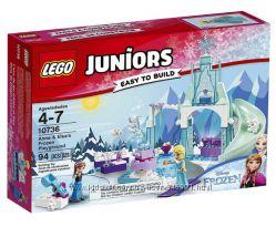 Lego Juniors Игровая площадка Эльзы и Анны 10736