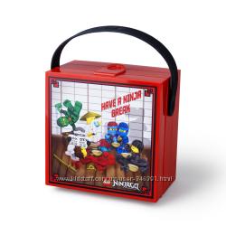 Ланч-бокс Лего Ниндзяго с ручкой 3, 1 л 40511733