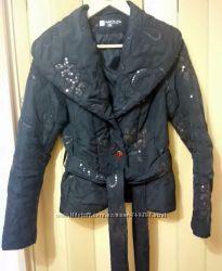 Красивая демо куртка