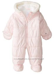 Комбинезон на девочку Розовый цельный ТМ Carter&acutes