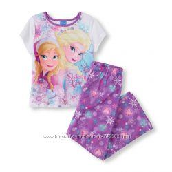 Пижама Frozen, Анна и Эльза