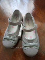 Туфли для школы cool club,   новые,  нубуккожа