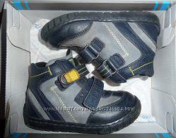 Ботинки демисезонные Minimen, для мальчика