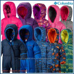 Пуховый комбинезон Columbia