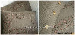 Подушки вязанные с кружевом