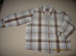Рубашка Next на мальчика р. 92