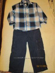 Комплект OSHKOSH для мальчика на 3-4 года