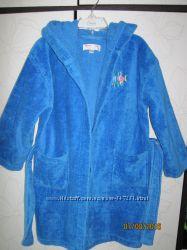 Махровый халат на 3-5 лет