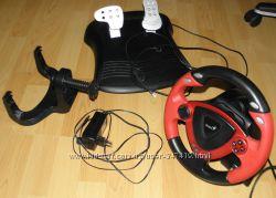 Genius TwinWheel FFwheel руль с педалями