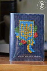 обложки на паспорт ручная работа