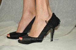 Туфли черные Centro
